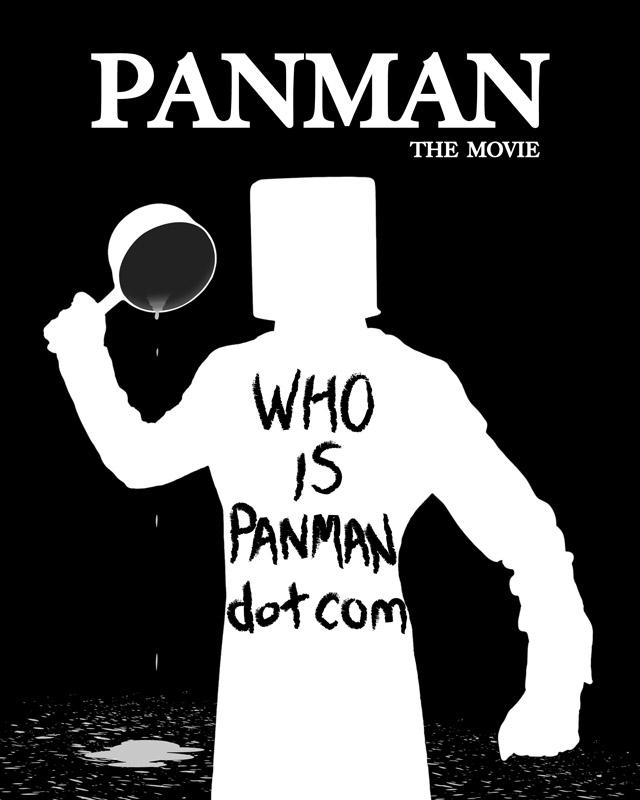 panman bw poster image