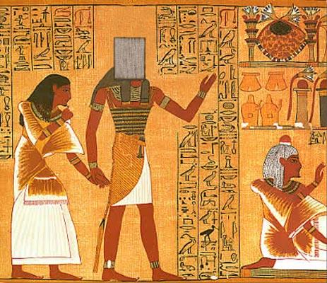 panman hieroglyph image
