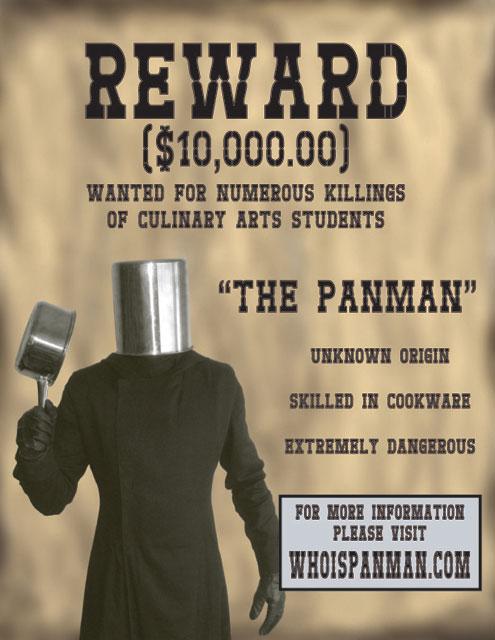 panman wanted poster image