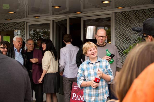 Panman premiere photo